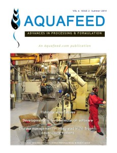 Menon International, Inc. Aquafeed - MrFeed: A fermentation product as a feed ingredient for aquaculture