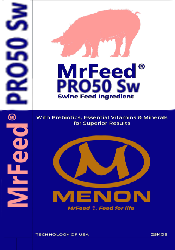 Menon Renewable Products Feed for Life MrFeed-PRO50Sw-Bag