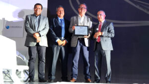 Dr. Jesús Zendejas Hernández recognized for his contributions to shrimp farming